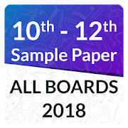 App 10th 12th Sample Paper 2018 All Boards APK for Windows Phone