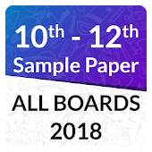 10th 12th Sample Paper 2018 All Boards
