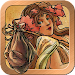 Tarot Mucha icon
