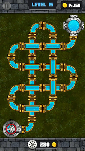 Plumber: Water Pipe Puzzle  trampa 3