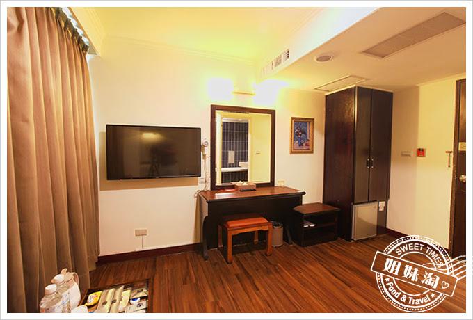 假期商旅標準客房有窗2