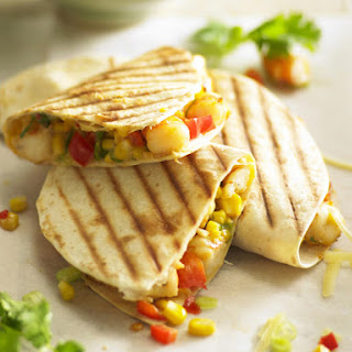 Prawn Quesadillas Recipe
