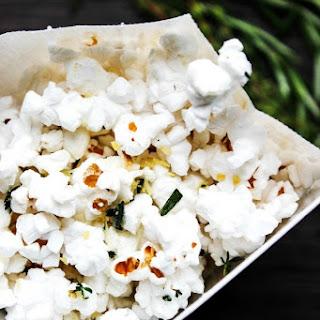 Garlic & Herb Popcorn.
