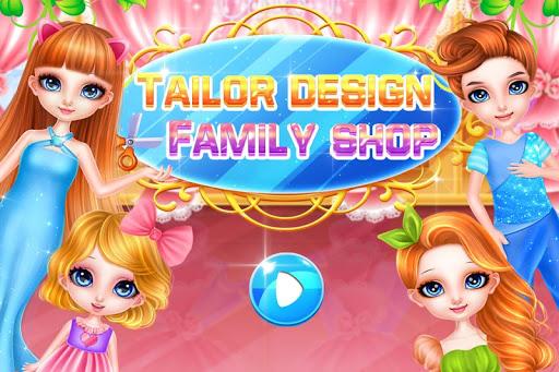 Tailor Design Family Shop 1.0.51 screenshots 1