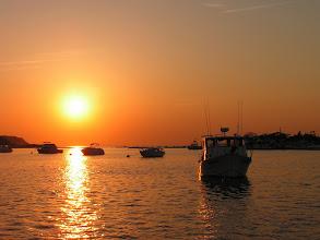 Photo: Закат в Порт-Синай / Sunset in Mt. sinai harbour