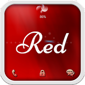 Red Glass for GO Locker