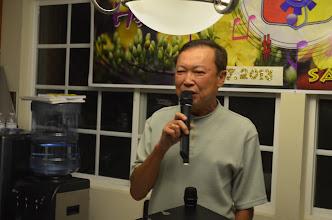 Photo: Niên trưởng Nguyễn kim Điều