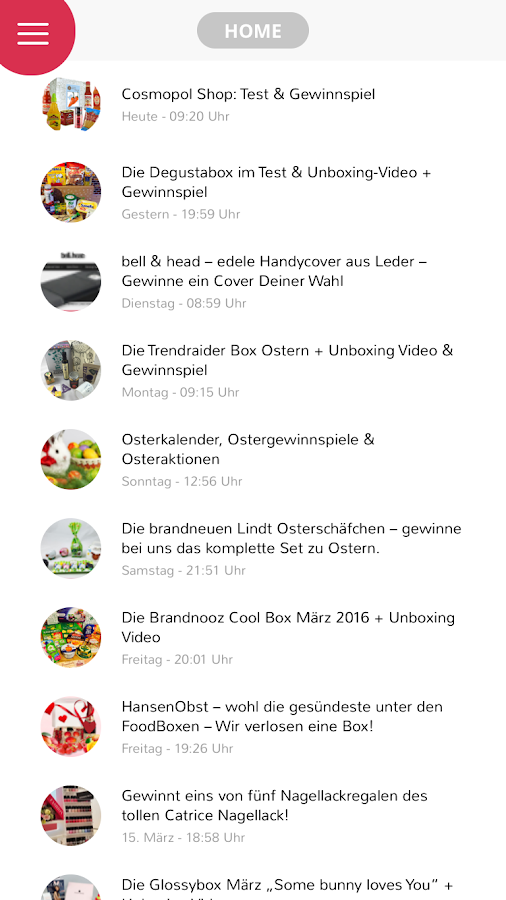 DieWarentester.de- screenshot