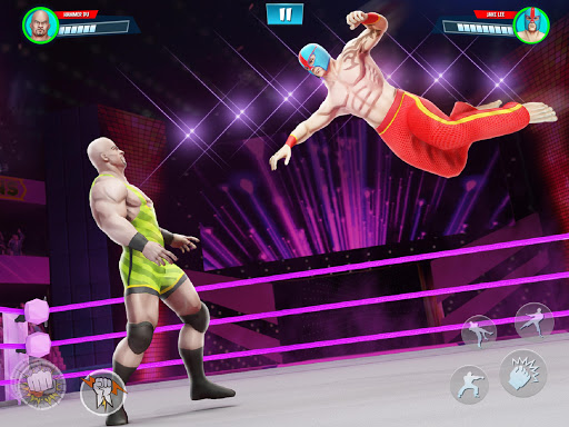 Wrestling Revolution 2020: PRO Multiplayer Fights  screenshots 15