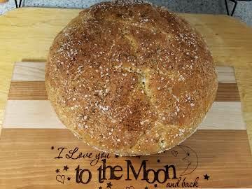 Dill and Onion Bread (aka Dilly Casserole Bread)