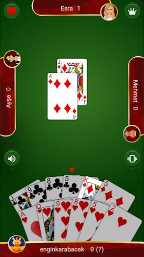 Batak - Tekli, Eu015fli u0130nternetsiz Batak apkpoly screenshots 1