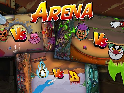 Urban Rivals - Street Card Battler moddedcrack screenshots 6