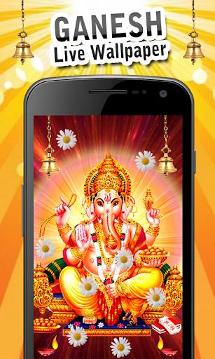 Ganesh Live Wallpaper New