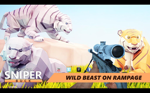 Wild Hunter Sniper Buck  screenshots 3