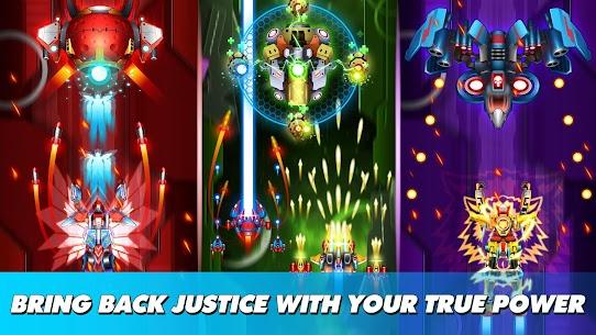 Thunder Fighter Superhero: Strikers Shoot 'Em Up 3