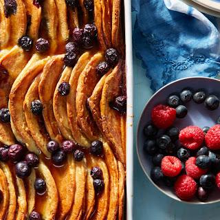 Blueberry Breakfast Casserole Recipes.