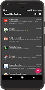 App Recent Notification APK for Windows Phone
