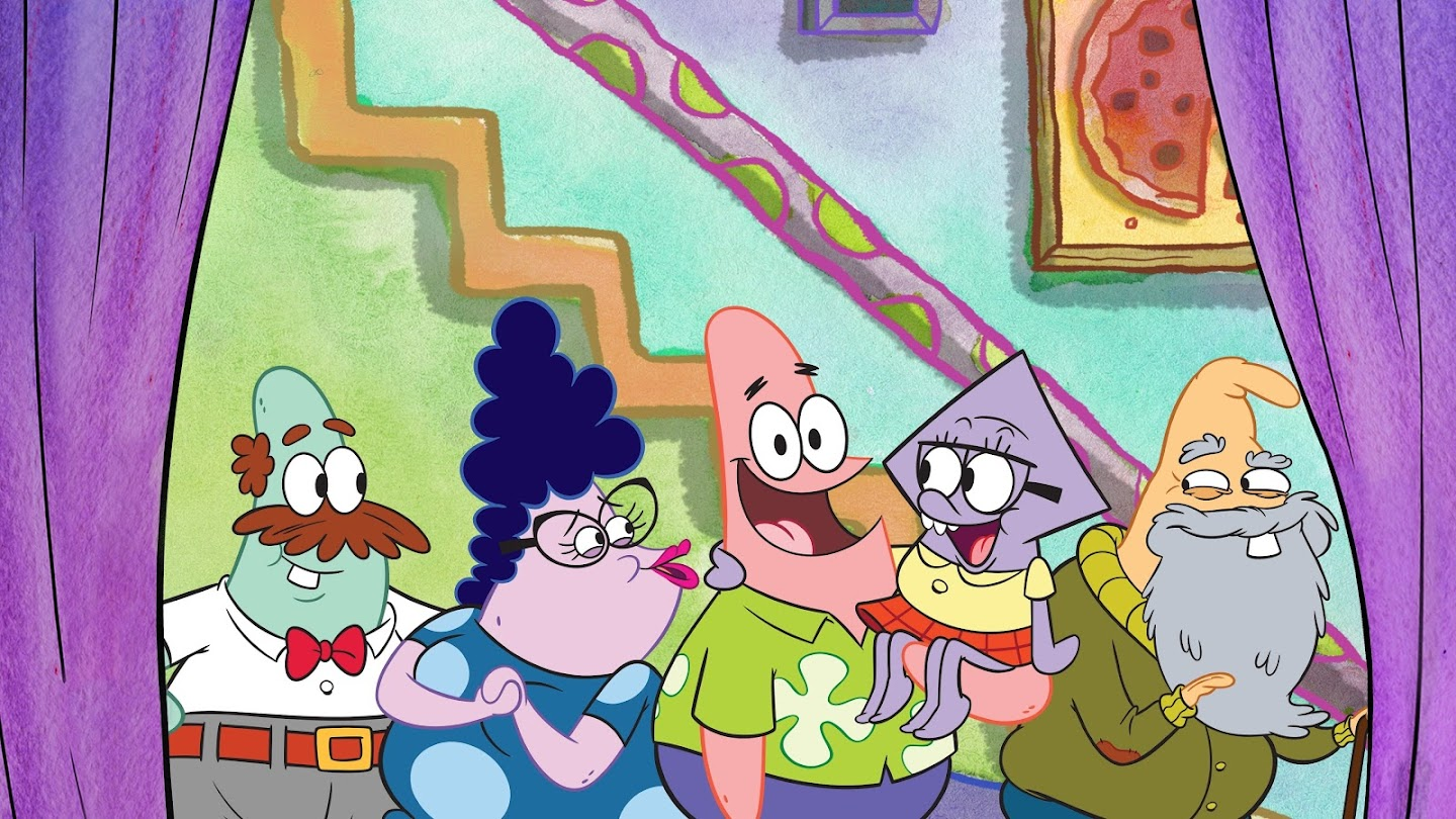 Watch The Patrick Star Show live