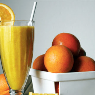 Orange Creamsicle Smoothie [Vegan, Raw].
