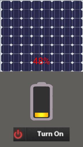 リアルソーラー充電器