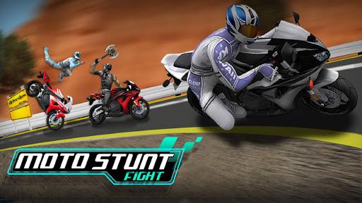 Moto Stunt Fight; Bike Racing
