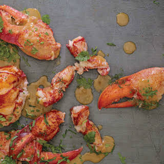 How To Make Sous Vide Butter-Poached Lobster.