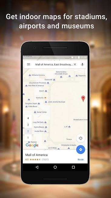 #8. Maps - Navigation & Transit (Android)