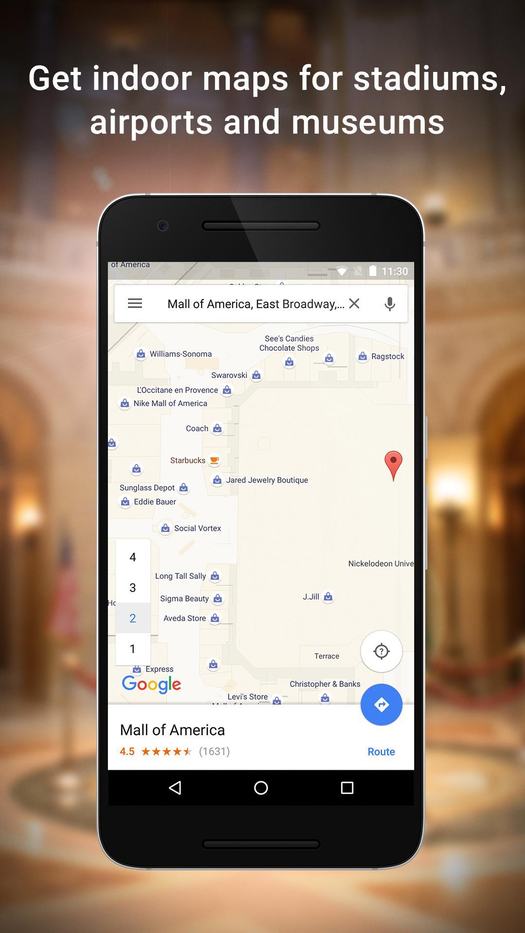 Maps - Navigation & Transit screenshot #8