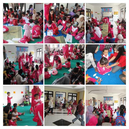 Pendidikan Anak Usia Dini  (PAUD) di Rusunawa Sleman