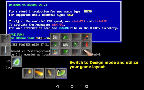 Magic Dosbox Free Screenshot