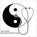 Yin-Yang balance detector icon