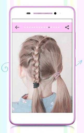 Hairstyle Girls 1.4.4 screenshots 6