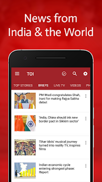 News By The Times Of India APK screenshot thumbnail 2