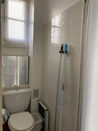 Location appartement meublé 2 pièces 26,33 m2
