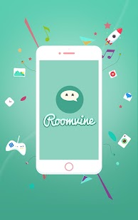 Roomvine - Nearby Chat IRL- screenshot thumbnail