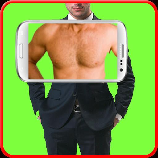 娛樂App|X射线扫描仪摄像头恶作剧 LOGO-3C達人阿輝的APP