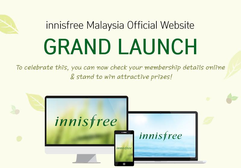 innisfree malaysia