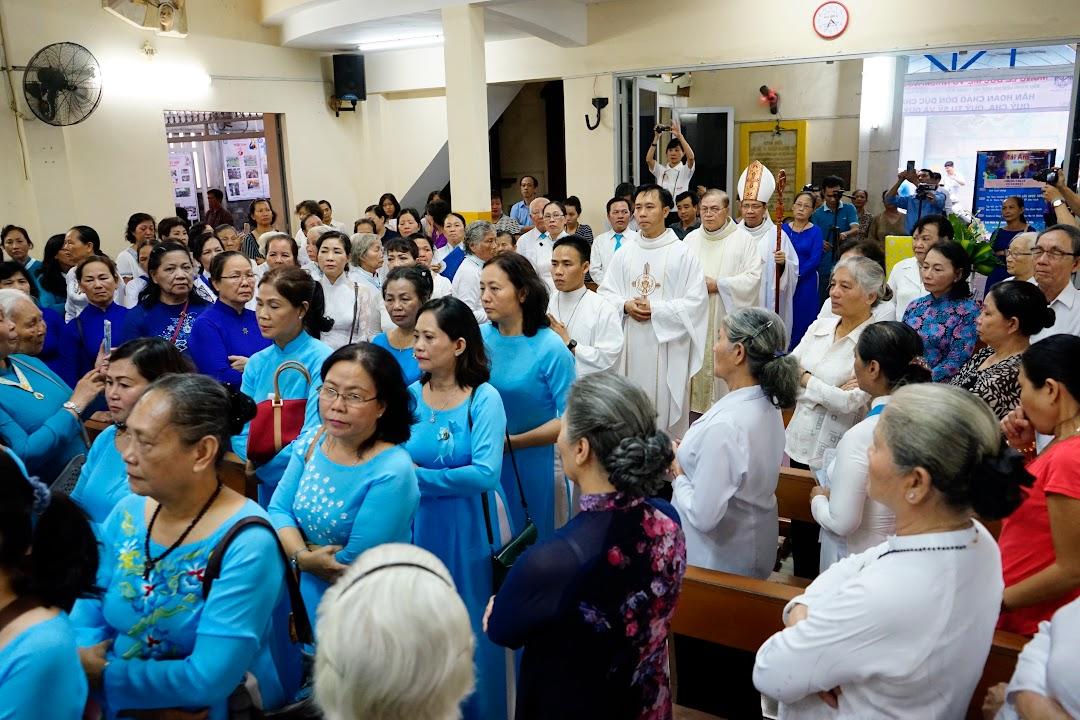 Hiệp Hội Thánh Mẫu Việt Nam : Mừng kính Đức Mẹ Vô Nhiễm Nguyên tội - Ảnh minh hoạ 8