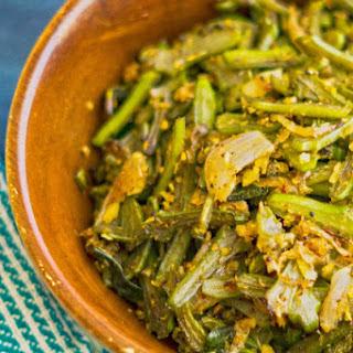 Beans Stir-Fry Recipe