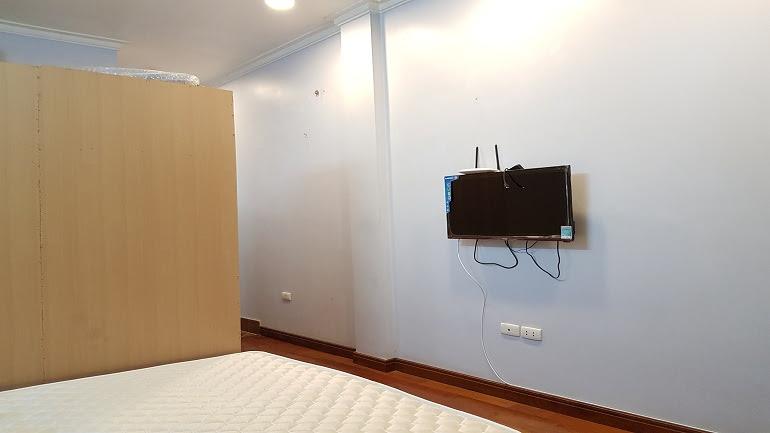 Lovely studio apartment in Dien Bien Phu street, Ba Dinh district for rent