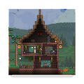 Terraria Simple House Design
