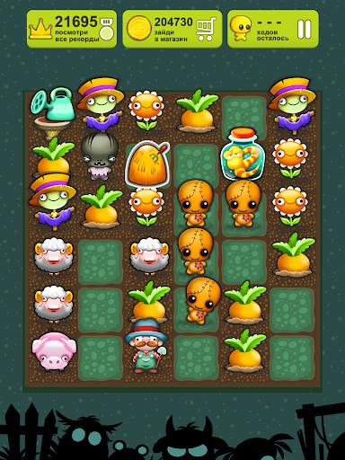 Voodoo Farm: головоломка-ферма для планшетов на Android