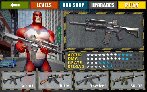 Télécharger Gratuit miami corde hero vegas gangstar mod apk screenshots 6