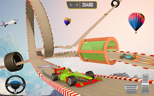 Formula Car Racing Stunts - Impossible Tracks 2019 1.0.11 screenshots 24