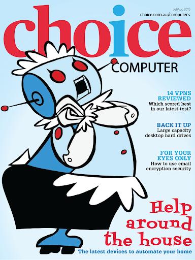 CHOICE Computer Magazine