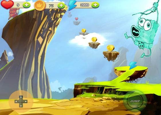 Sponge Monkey Adventures - screenshot