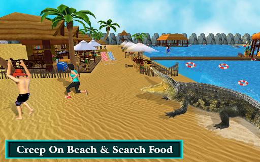 Hungry Crocodile Simulator Attack 1.2 screenshots 2