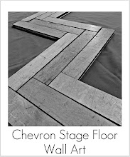 Photo: http://www.madincrafts.com/2011/10/chevron-stage-floor-art.html