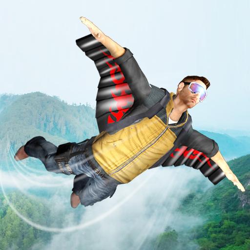 Wingsuit Simulator 3D - Skydiving Game APK Cracked Download