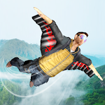 Wingsuit Simulator 3D - Skydiving Game 11.1 (Mod)